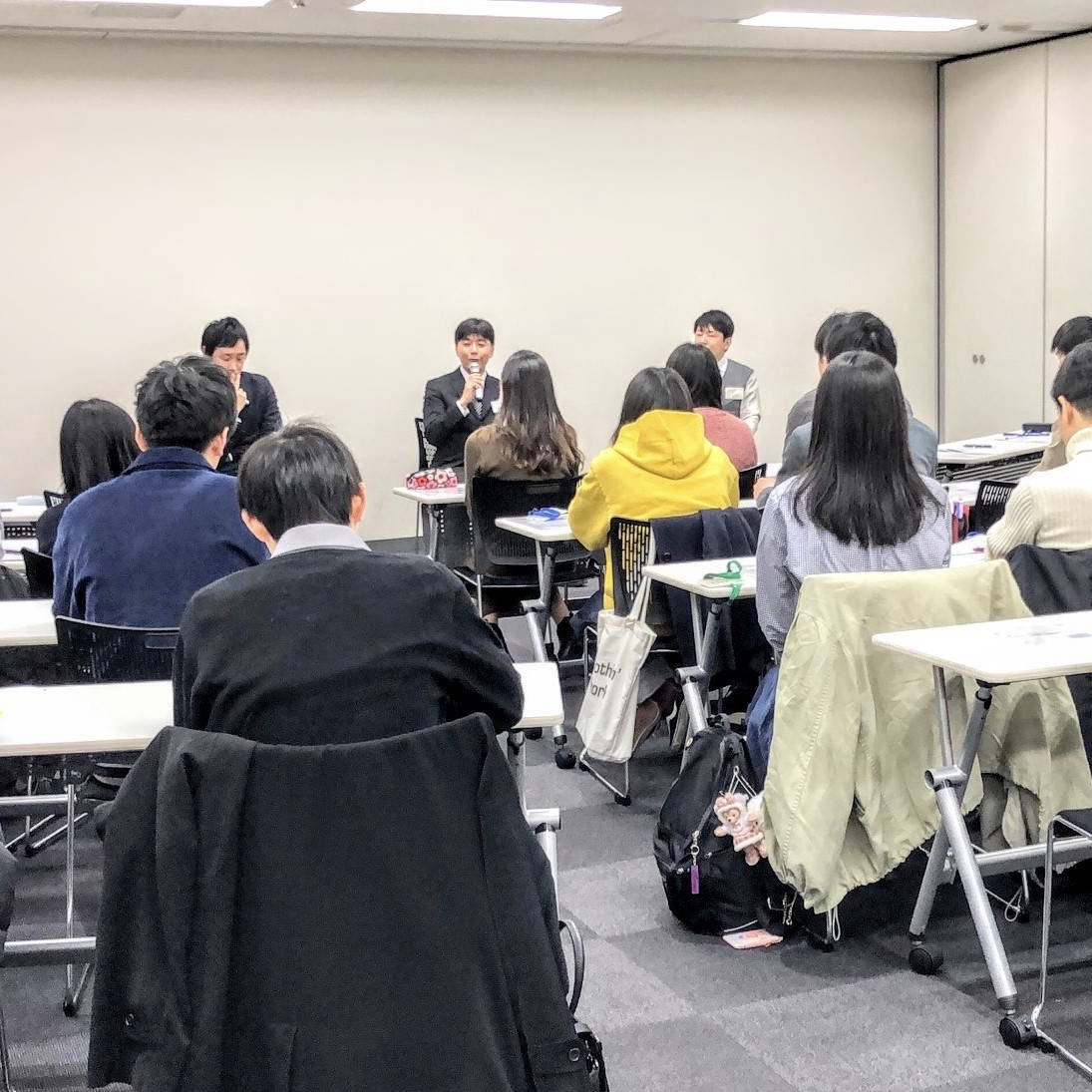 ぶっちゃけ、給料ってどのくらい?(2/2(日)薬学生×企業交流会@東京)