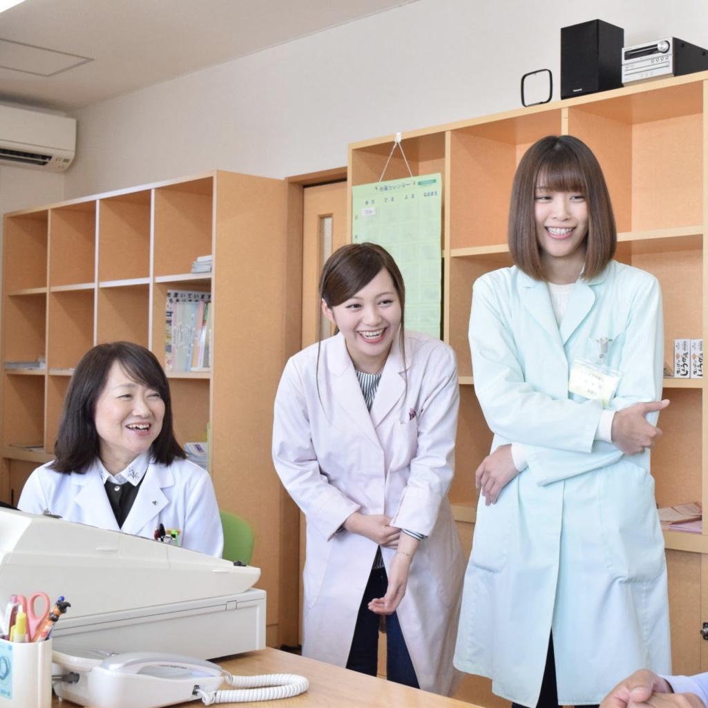 人材育成の重視 / 山口県の薬局 / 有限会社参輪